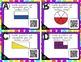 Cartes à Tâches CODES QR (Les Fractions)