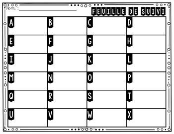 Cartes à Tâches CODES QR (Ordre croissant) - 0 à 1000