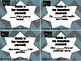 Cartes à tâche homophones variés (3e année)