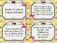 Cartes à tâche version Tic-Tac-Toe