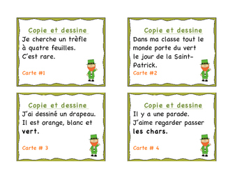 Cartes à tâches - BUNDLE - Seasons and Holidays