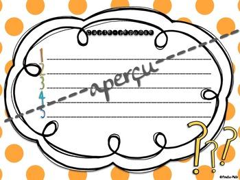 Cartes à tâches - Créer des phrases interrogatives