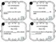 Cartes à tâches - Les homophones ou-où  (French task cards)