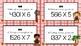 Cartes à tâches - Multiplication 6