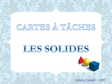 Cartes à tâches - Solides