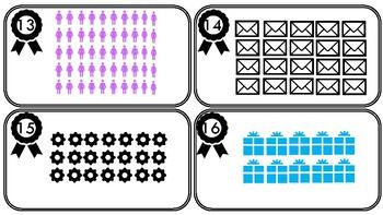 Cartes à tâches - multiplications