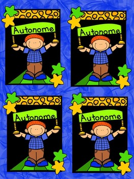 Cartes d'autonomie