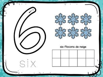 Cartes de Pâte à Modeler 4 saisons BUNDLE // FRENCH Play Dough mats
