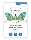Cartes pour un mur de mots: Paquet Varié (32 cartes)