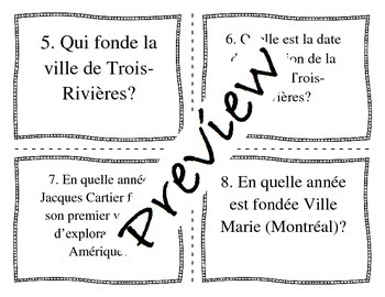 Cartes à tâche en univers social - 4 blocs - 2e cycle - 34 pages