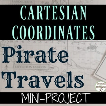Cartesian Coordinates Map Distances and Coordinates Project RECENTLY UPDATED
