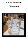 Cartesian Diver Directions and Interactive Homework