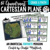 Cartesian Plane - A Fortnite Mission