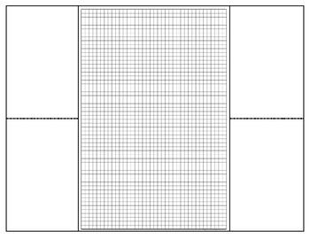 Cartesian Plane Interactive Notes  & Plotting Points Activity