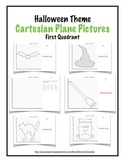 Cartesian Plane Pictures - Halloween