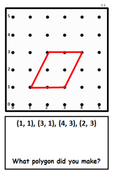 Cartesian Polygons