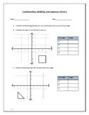 Cartesian Transformations, Similarity, and Congruence Prac