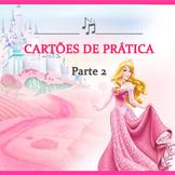 Cartões de prática musical parte 2