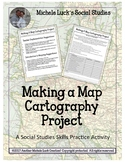 Cartography Making A Map Geography Project