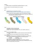 Cartography and Salt Dough Maps of CA