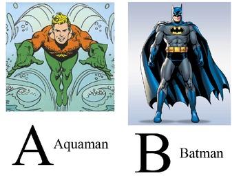 Cartoon ABC's