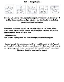 Cartoon Design Project