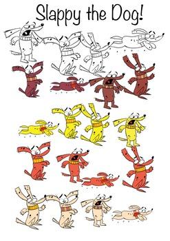 ******Cartoon Dogs [ Freebies - YES] ******