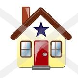 Cartoon House/Home icon