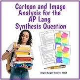 Cartoon & Image Analysis for the AP English Language Synth