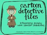 Cartoon Inferencing Scoot Activity