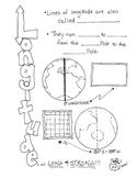 Cartoon Notes for Map Skills-Longitude