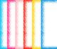Cartoon Pop Art Frames {Clip Art for CU}