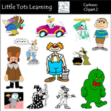 Cartoon Clip Art 2