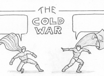 Cartoon Worksheet: Cold War