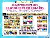 Cartulinas del Abecedario en Español (Spanish Alphabet Pos