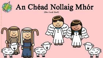 Carúl Nollag: An Chéad Nollaig Mhór