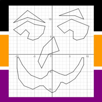 Carvable Coordinates - A Math-Then-Graph Activity - Solve 2-Step Equations