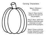 Carving Characters