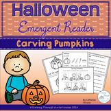 Carving Pumpkins Emergent Reader