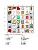 Casa (House in Italian) Find it Worksheet