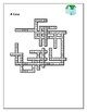 Casa (House in Portuguese) Crossword