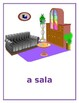 Casa (House in Portuguese) Posters