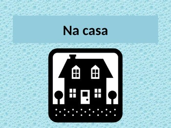 Casa (House in Portuguese) power point