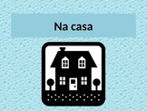 Casa (House in Portuguese) PowerPoint
