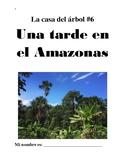 Casa del árbol - #6 Una tarde en el Amazonas - The Magic T