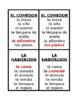Casa y Muebles (House and Furniture in Spanish) Juego de siete Familias