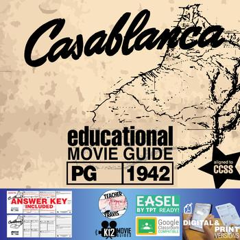 Casablanca (PG - 1942) Movie Viewing Guide