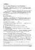 Casablanca - Plot Summary in Cloze Test Format