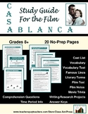Casablanca: Study Guide for the Film (17 Pages, Answer Key