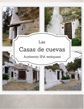 Spanish House Casas Cuevas IPA Interpretive Authentic Resource